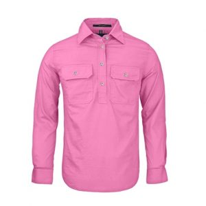 Pilbara RM300CF Original Pilbara Women's Closed Front Shirt