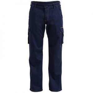 Bisley BPC6431 Cool Vented Lightweight Cargo Pants With Contrast Stitching