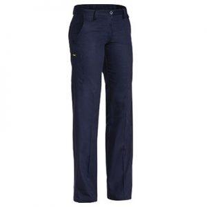 Bisley BPL6007 Ladies Original Cotton Drill Work Pants