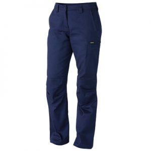 Bisley BPL6021 Ladies Industrial Engineered Drill Pants