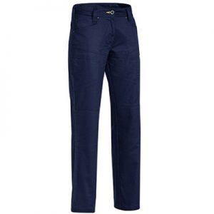Bisley BPL6474 Ladies X Airflow Ripstop Vented Work Pants