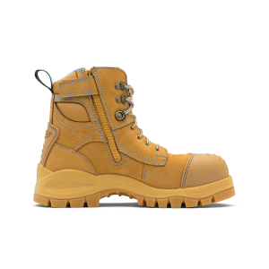 BLUNDSTONE 892 WOMEN'S SAFETY SERIES SAFETY BOOTS - WHEAT