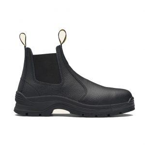 Blundstone 310 Black Slip On Safety Boots