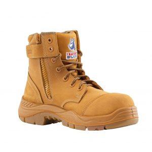 Steel Blue Argyle Zip Composite 317532 Safety Boots
