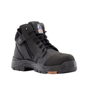 Steel Blue Parkes Zip Composite 317538 TPU/Scuff Toe Safety Boot
