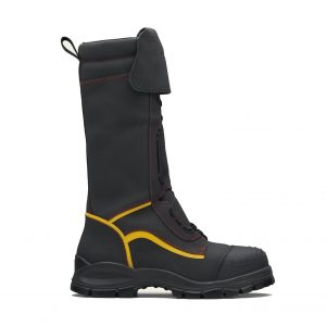 BLUNDSTONE 980 UNISEX EXTREME SERIES SAFETY BOOTS - BLACK