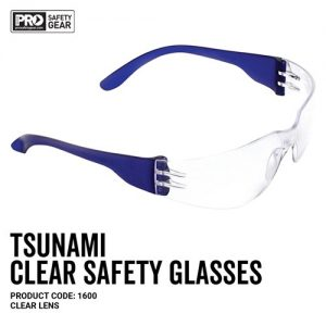 Prochoice® 1600 Tsunami Safety Glasses Box of 12