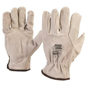ProChoice® Cowsplit Leather Riggers Gloves