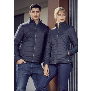 Biz Collection J750L Womens Expedition Quilted Jacket
