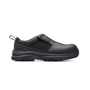 BLUNDSTONE 886 WOMEN'S SAFETY SERIES SAFETY SHOES - BLACK