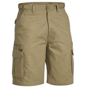 Bisley BSHC1007 Original 8 Pocket Mens Cargo Shorts