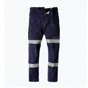 FXD WP-3T Stretched Taped Navy Cargo Pants
