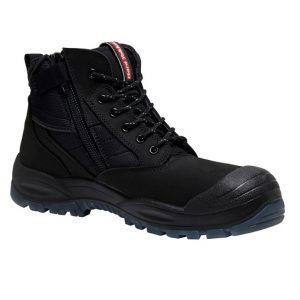 Hard Yakka Y60235 Nite Vision Safety Boot Black