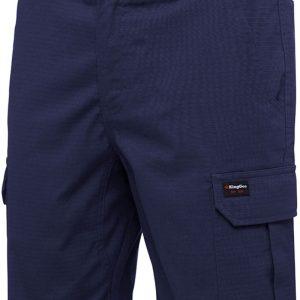 King Gee K17007 Rib Comfort waist short