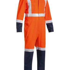 Bisley BC6029T TTMC-W Taped Two Tone Lightweight Coverall