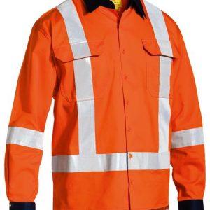 Bisley BS6248T TTMC-W Cool Light Weight Drill Shirt