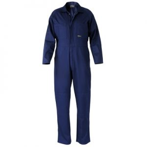 Bisley BC6007 Men's Coveralls Regular Weight