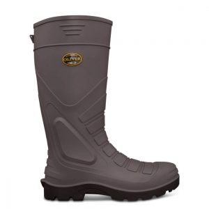 Oliver 22-205 Grey Metatarsal Safety Gumboot