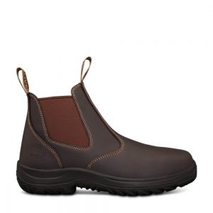 Oliver 26-626 Claret Elastic Sided Boot