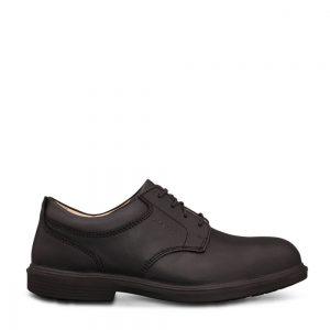 Oliver 38-275 Black Lace Up Executive Safety Shoe