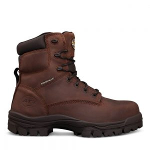 Oliver 45-637 150mm Brown Lace Up Boot