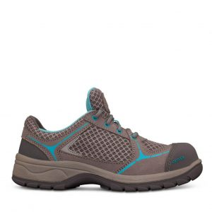 Oliver 49-414 Women's Grey/Blue Lace Up Jogger