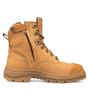 Oliver 55-332Z 150mm Wheat Zip Sided Boot