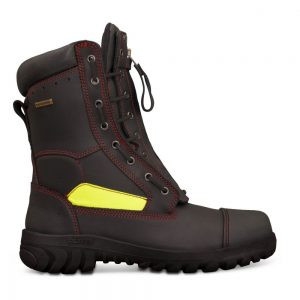 Oliver 66-495 230mm Lace Up Structural Firefighters Safety Boot