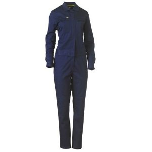 Bisley BCL6065 WOMENS COTTON DRILL COVERALL