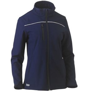 Bisley BJL6060 WOMENS SOFT SHELL JACKET