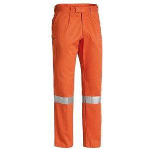 Bisley BP6007T MENS 3M TAPED ORIGINAL WORK PANT