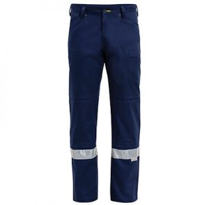 Bisley BP6474T X AIRFLOW™ 3M TAPED RIPSTOP VENTED WORK PANT