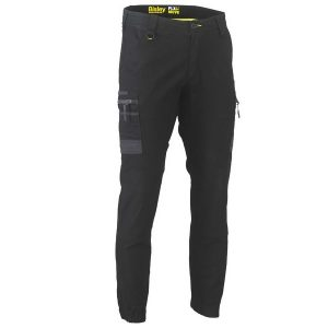 Bisley BPC6334 FLEX AND MOVE™ STRETCH CARGO CUFFED PANTS