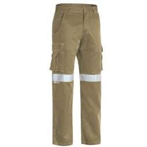 Bisley BPC6431T 3M TAPED COOL VENTED LIGHT WEIGHT CARGO PANT