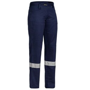 BISLEY BPL6474T WOMENS 3M TAPED X AIRFLOW™ RIPSTOP VENTED WORK PANT