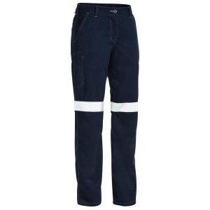 Bisley BPL8092T Womens Tencate Tecasafe® Plus 700 Taped FR Cargo Pant