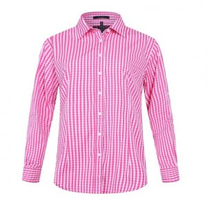 Pilbara RMPC003 Ladies Check L/S Shirt