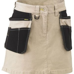 Bisley BLS1024 Women's FLX & Move Stretch Cotton Skort