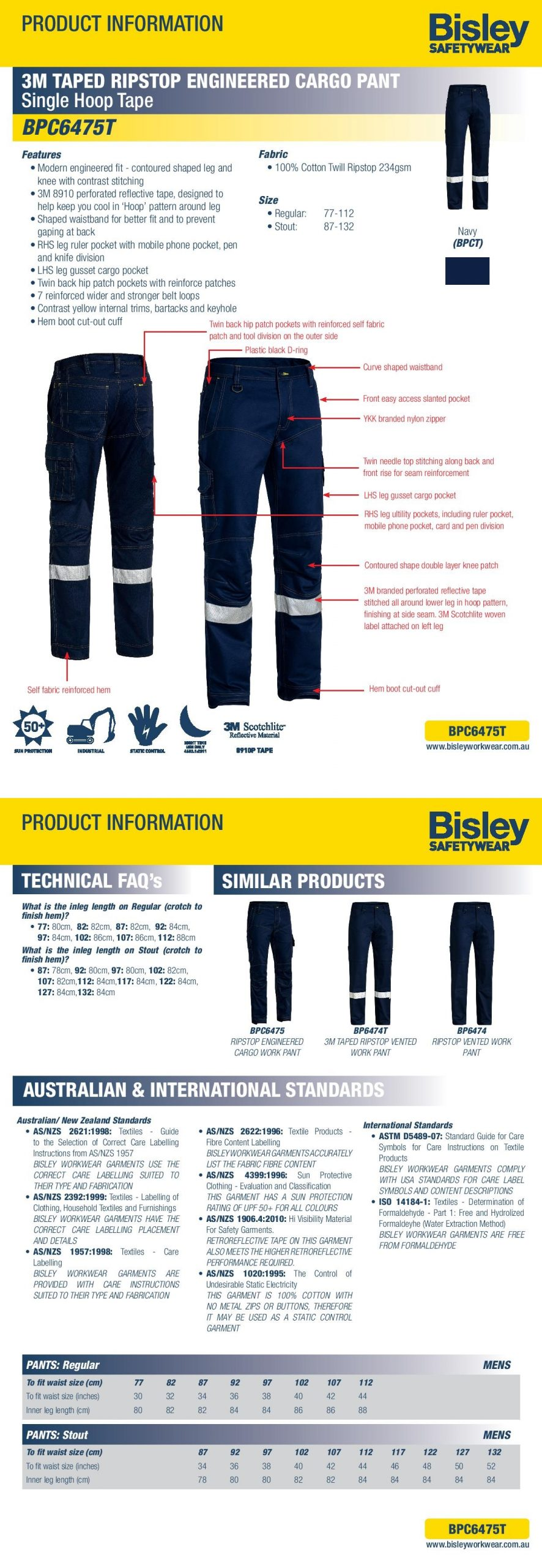 Product Specification