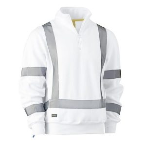 Bisley BK6321XT X TAPED FLEECE PULLOVER