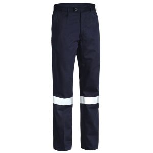 Bisley BP8000 WESTEX ULTRASOFT® 3M TAPED FR WORK PANT