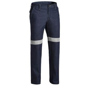 Bisley BP8091T TAPED FR DENIM JEAN
