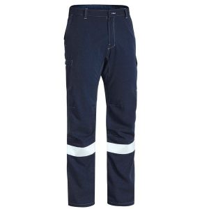 Bisley BPC8092T TENCATE TECASAFE® PLUS 700 TAPED ENGINEERED FR VENTED CARGO PANT