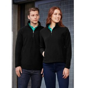 Biz Collection F10510 MENS TRINITY 1/2 ZIP PULLOVER
