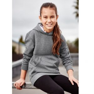 Biz Collection SW239KL KIDS HYPE PULL-ON HOODIE