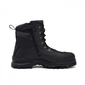 BLUNDSTONE 982 UNISEX EXTREME SERIES SAFETY BOOTS - BLACK