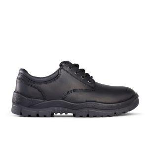 Mongrel Boots 210025 Safety Black Derby Shoe