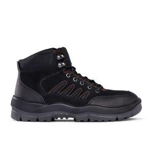 Mongrel Boots 230080 Black Hiker Boot