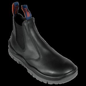 Mongrel Boots 240020 Black Kip Elastic Sided Boot