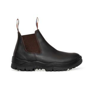 Mongrel Boots 240090 Oil Kip Elastic Sided Boot